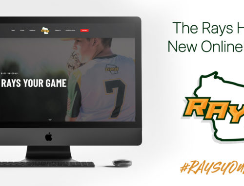The Rays Have a New Online Home